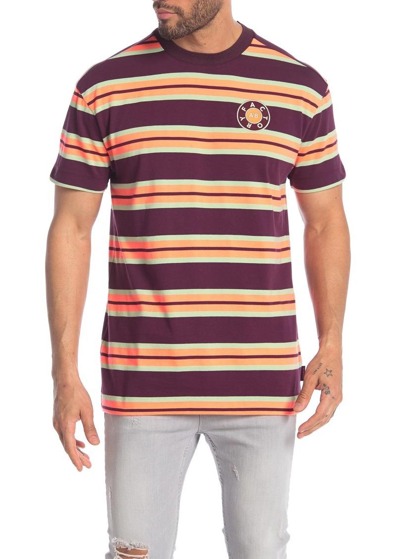 Scotch & Soda Oversized Stripe T-Shirt