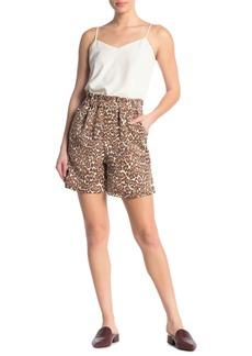 Scotch & Soda Printed Safari Shorts