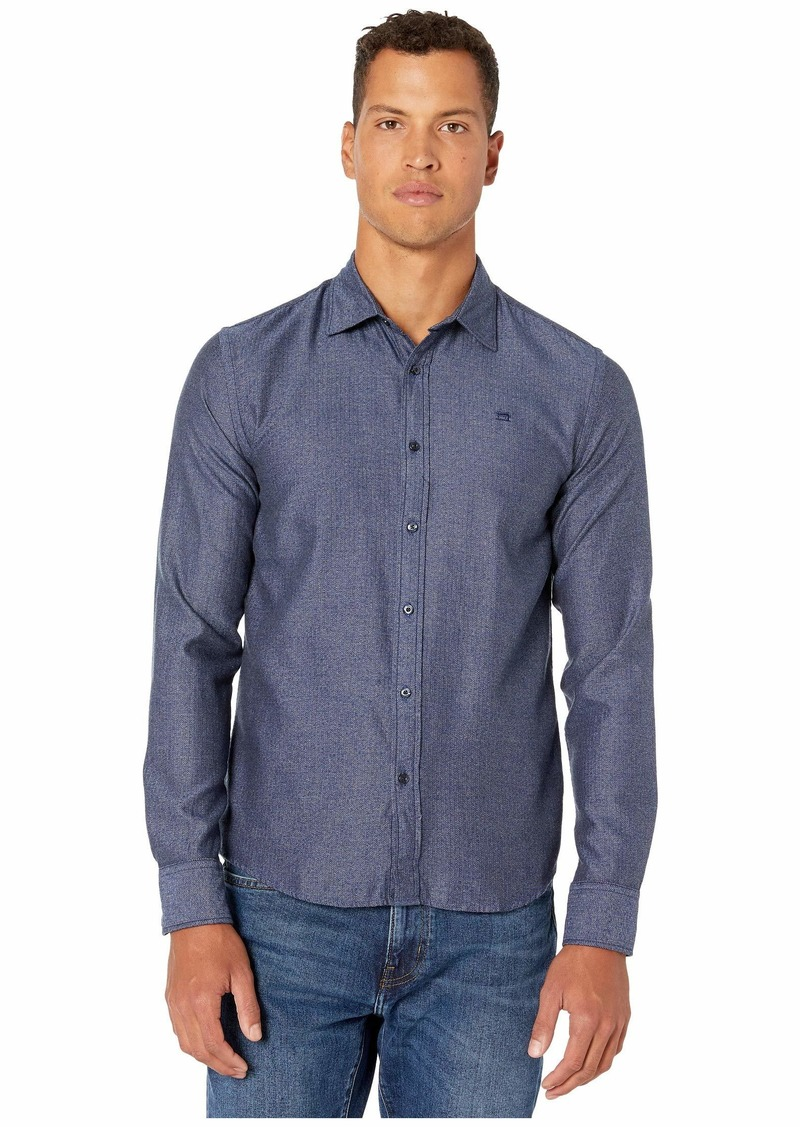 Scotch & Soda Regular Fit Chic Structured Shirt