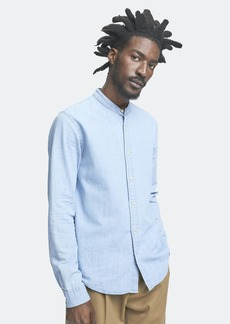 Scotch & Soda Regular Fit Collarless Shirt - XXL - Also in: M, S