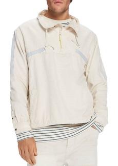 Scotch & Soda Anorak Pullover Shirt