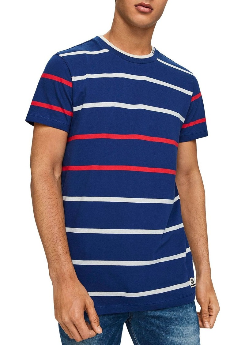 Scotch & Soda Basic Stripe Tee