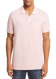 Scotch & Soda Blauw Pocket Polo Shirt