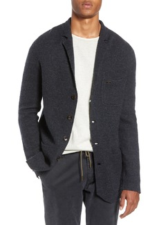 Scotch & Soda Boiled Wool Blazer