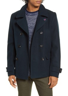 Scotch & Soda Caban Double Breasted Jacket