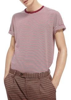 Scotch & Soda Classic Crewneck T-Shirt