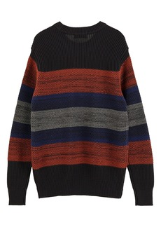 Scotch & Soda Colorblock Crewneck Sweater