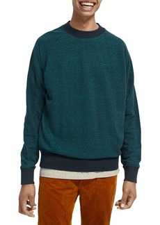 Scotch & Soda Cotton M�lange Slim Fit Sweater