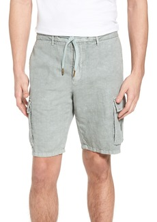 Scotch & Soda Garment Dyed Cargo Shorts