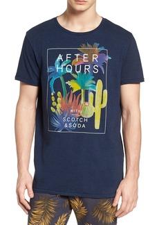 Scotch & Soda Graphic T-Shirt
