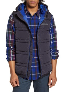 Scotch & Soda Hooded PrimaLoft® Vest