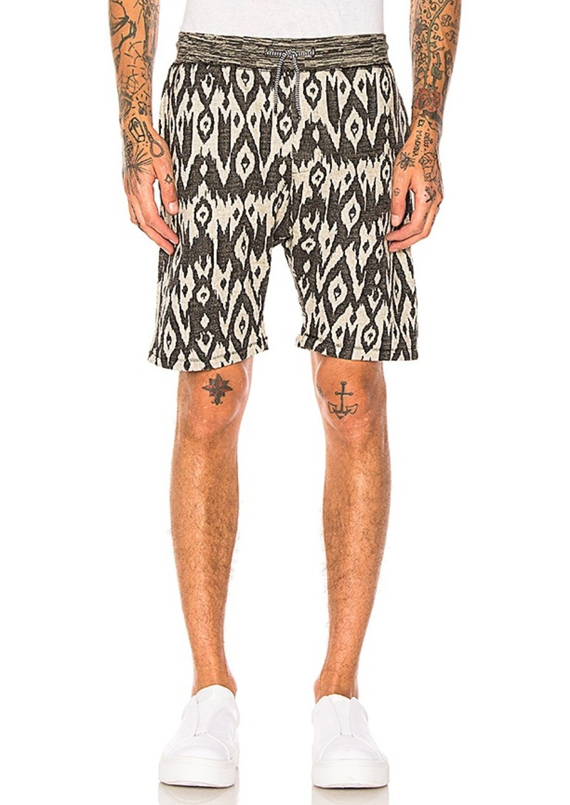 scotch soda scotch soda jacquard sweatshorts in gray size m also in s xl shorts. Black Bedroom Furniture Sets. Home Design Ideas