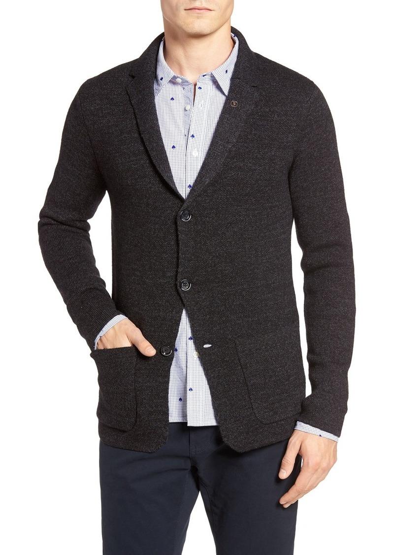 Scotch & Soda Knit Wool Blend Blazer