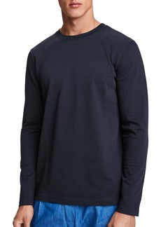 Scotch & Soda Long Sleeve Organic Cotton T-Shirt