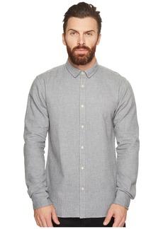 Scotch & Soda Long Sleeve Shirt in Dobby Patterns