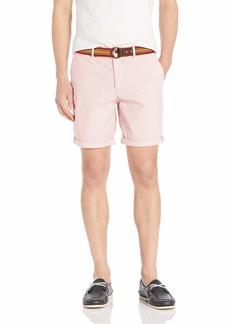Scotch & Soda Men's Belted Chino Shorts