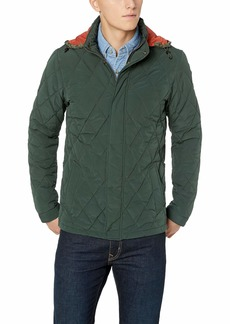Scotch & Soda Men's Classic Lightweight Quilted Jacket  XXL