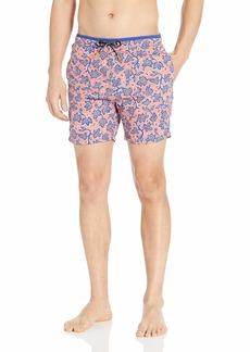 Scotch & Soda Men's Contrast Swim Shorts  L