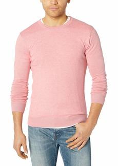 Scotch & Soda Men's Cotton-Cashmere Sweater  M