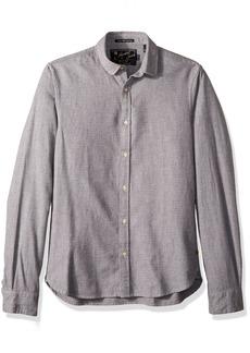 Scotch & Soda Men's Longsleeve Shirt in Dobby Patterns Combo b S