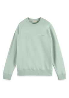 Scotch & Soda Men's Organic Cotton Sweatshirt