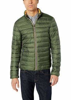 Scotch & Soda Men's Quilted Jacket  XL