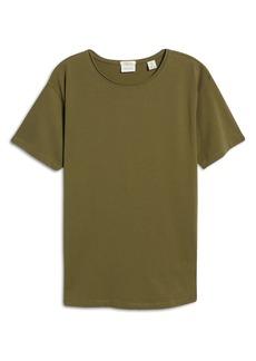 Scotch & Soda Men's Raw Edge Organic Cotton T-Shirt