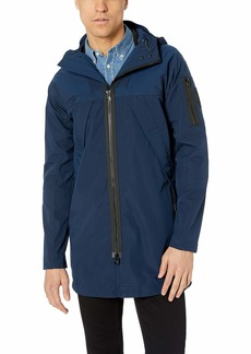 Scotch & Soda Men's Technical Parka  XXL