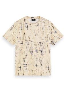 Scotch & Soda Men's Tie Dye T-Shirt