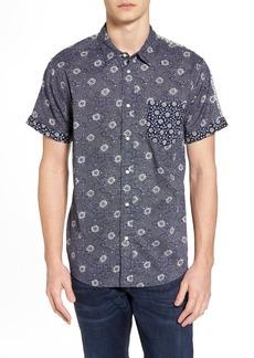 Scotch & Soda Mix & Match Print Woven Shirt