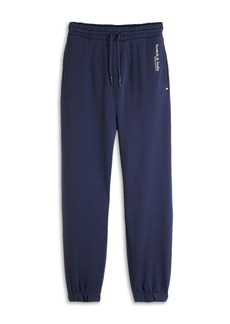 Scotch & Soda Organic Cotton Logo Print Relaxed Fit Sweatpants