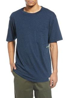 Scotch & Soda Oversize Neppy Pocket T-Shirt