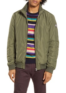 Scotch & Soda Padded Zip Jacket