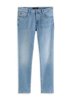 Scotch & Soda Ralston Slim Fit Jeans in Blauw Trace