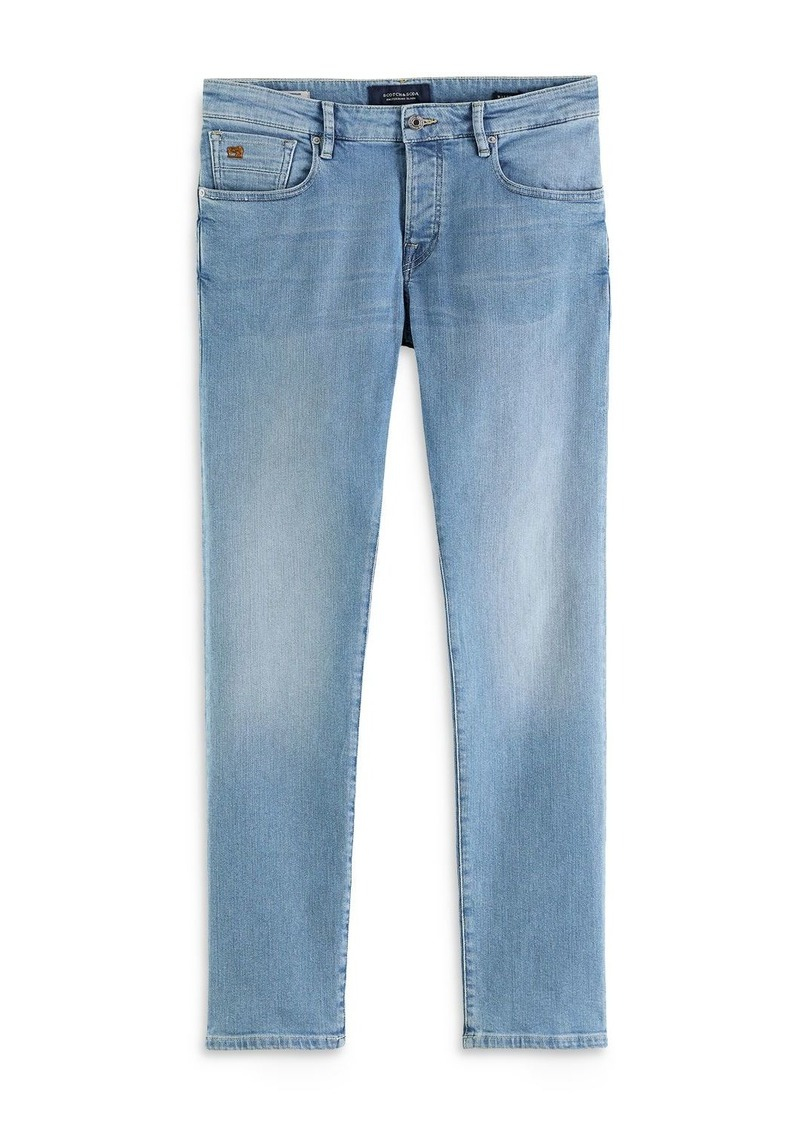 Scotch & Soda Ralston Slim Fit Jeans in Blauw Trace