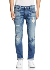 Scotch & Soda Ralston Straight Fit Jeans in Double Attack