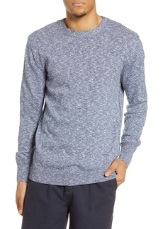 Scotch & Soda Slim Fit Cotton Blend Crewneck Sweater