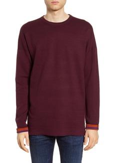 Scotch & Soda Reversible Crewneck Sweater