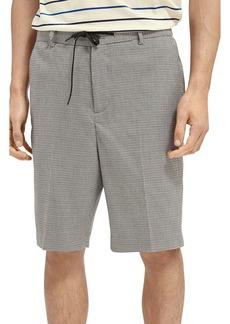 Scotch & Soda Seasonal Fit Yarn Dyed Bermuda Shorts