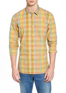 Scotch & Soda Slim Fit Poplin Shirt