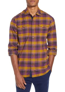 Scotch & Soda Slim Fit Rocker Check Sport Shirt