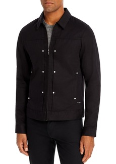 Scotch & Soda Slim Fit Trucker Jacket