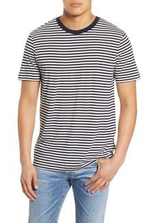 Scotch & Soda Stripe Slim Fit T-Shirt