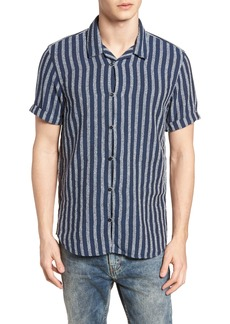Scotch & Soda Stripe Woven Shirt