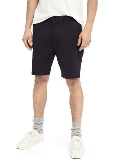 Scotch & Soda Stuart Flat Front Chino Shorts