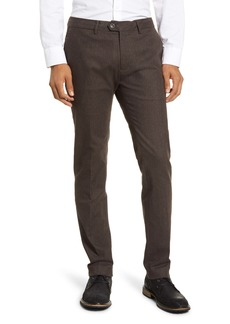 Scotch & Soda Stuart Regular Fit Brushed Chinos