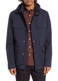 Scotch & Soda Technical Regular Fit Field Jacket