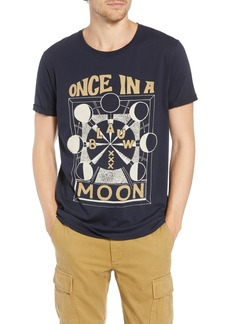 Scotch & Soda Text Artwork T-Shirt