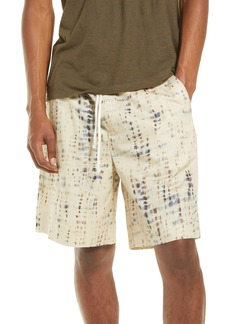 Scotch & Soda Tie Dye Organic Cotton Shorts