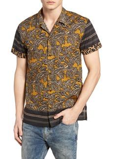 Scotch & Soda Woven Print Shirt